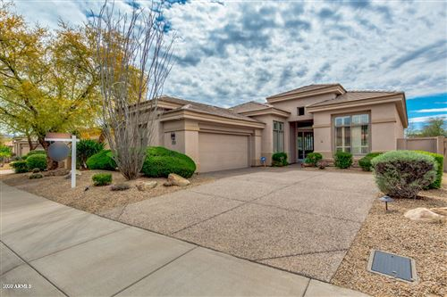 Photo of 7663 E OVERLOOK Drive, Scottsdale, AZ 85255 (MLS # 5937384)