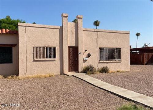 Photo of 4625 W THOMAS Road #103, Phoenix, AZ 85031 (MLS # 6295384)