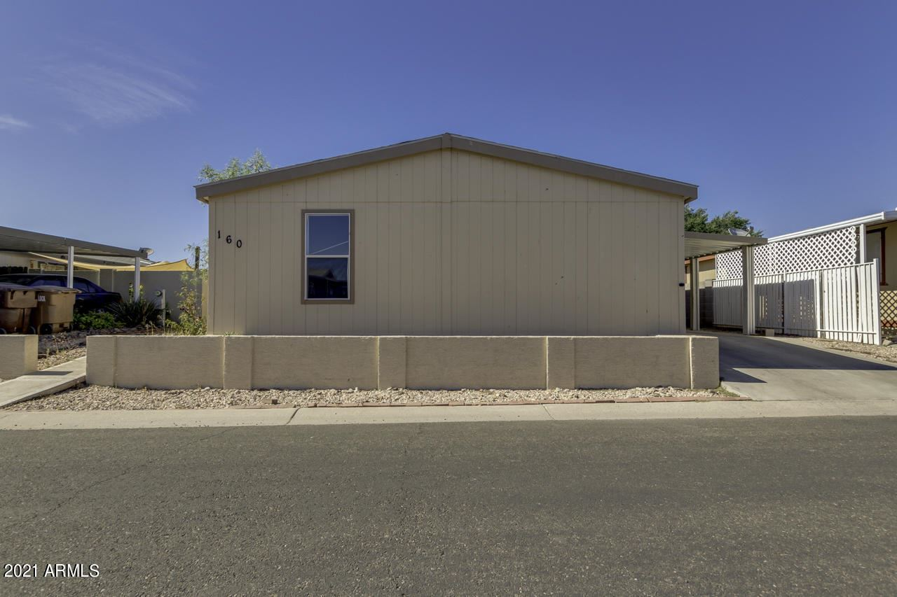 Photo of 8601 N 103RD Avenue #160, Peoria, AZ 85345 (MLS # 6249384)
