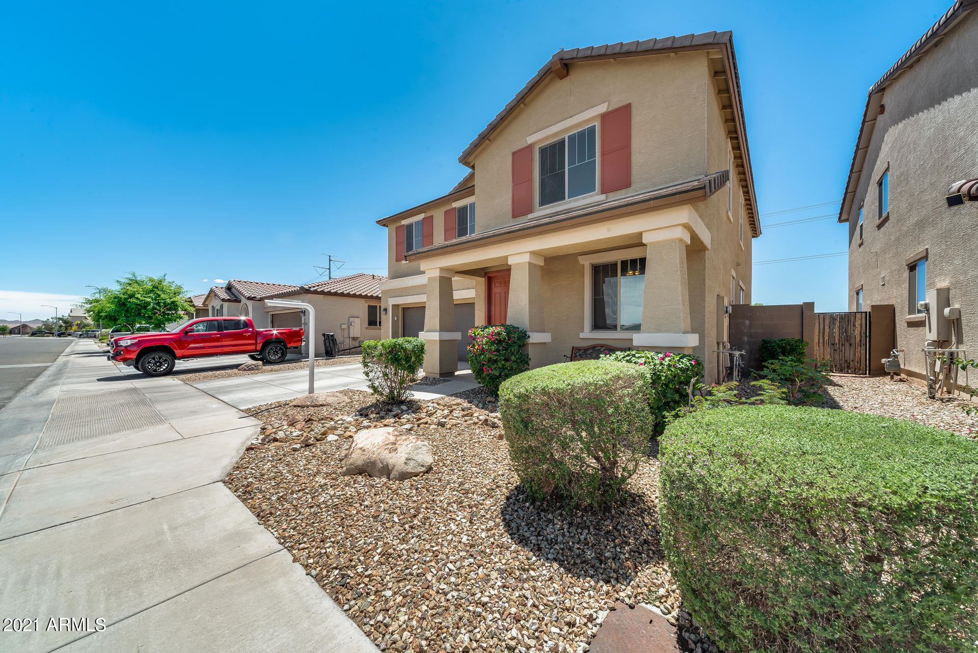 Photo of 6922 S 78TH Drive, Laveen, AZ 85339 (MLS # 6229385)