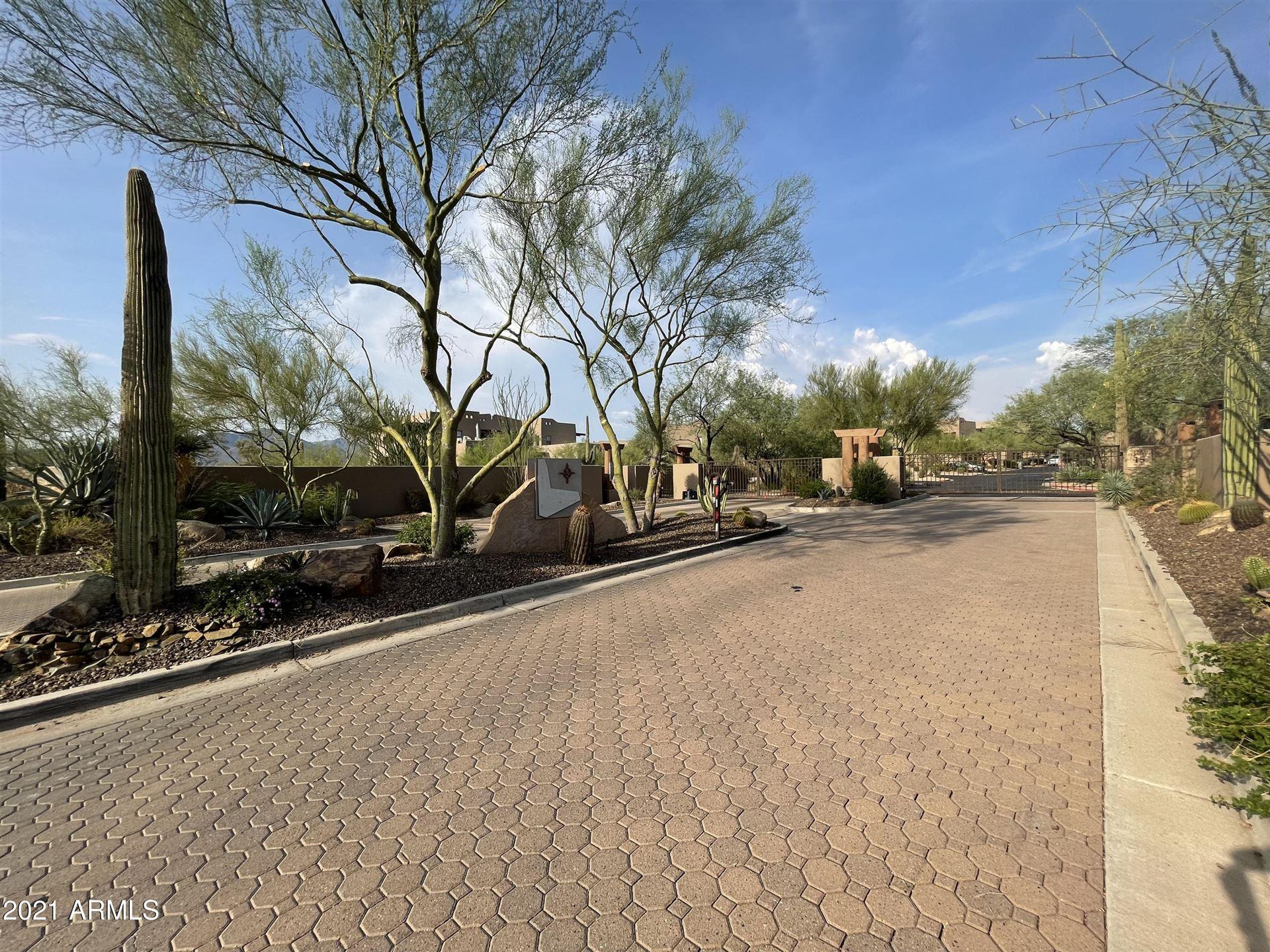 Photo of 36601 N MULE TRAIN Road #A41, Carefree, AZ 85377 (MLS # 6267386)
