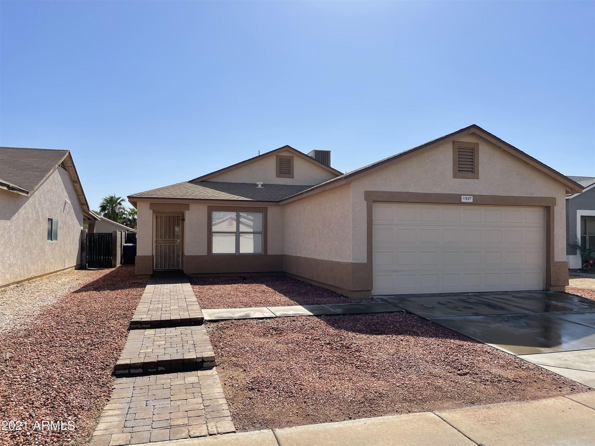 Photo of 11807 W COLUMBINE Drive, El Mirage, AZ 85335 (MLS # 6306386)