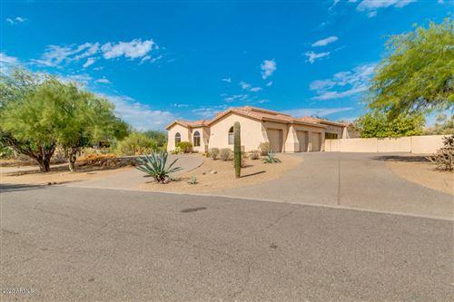 Photo of 8250 E BRONCO Trail, Scottsdale, AZ 85255 (MLS # 6156387)
