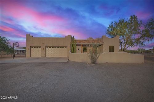 Photo of 1311 W DESERT HILLS ESTATE Drive, Phoenix, AZ 85086 (MLS # 6268387)