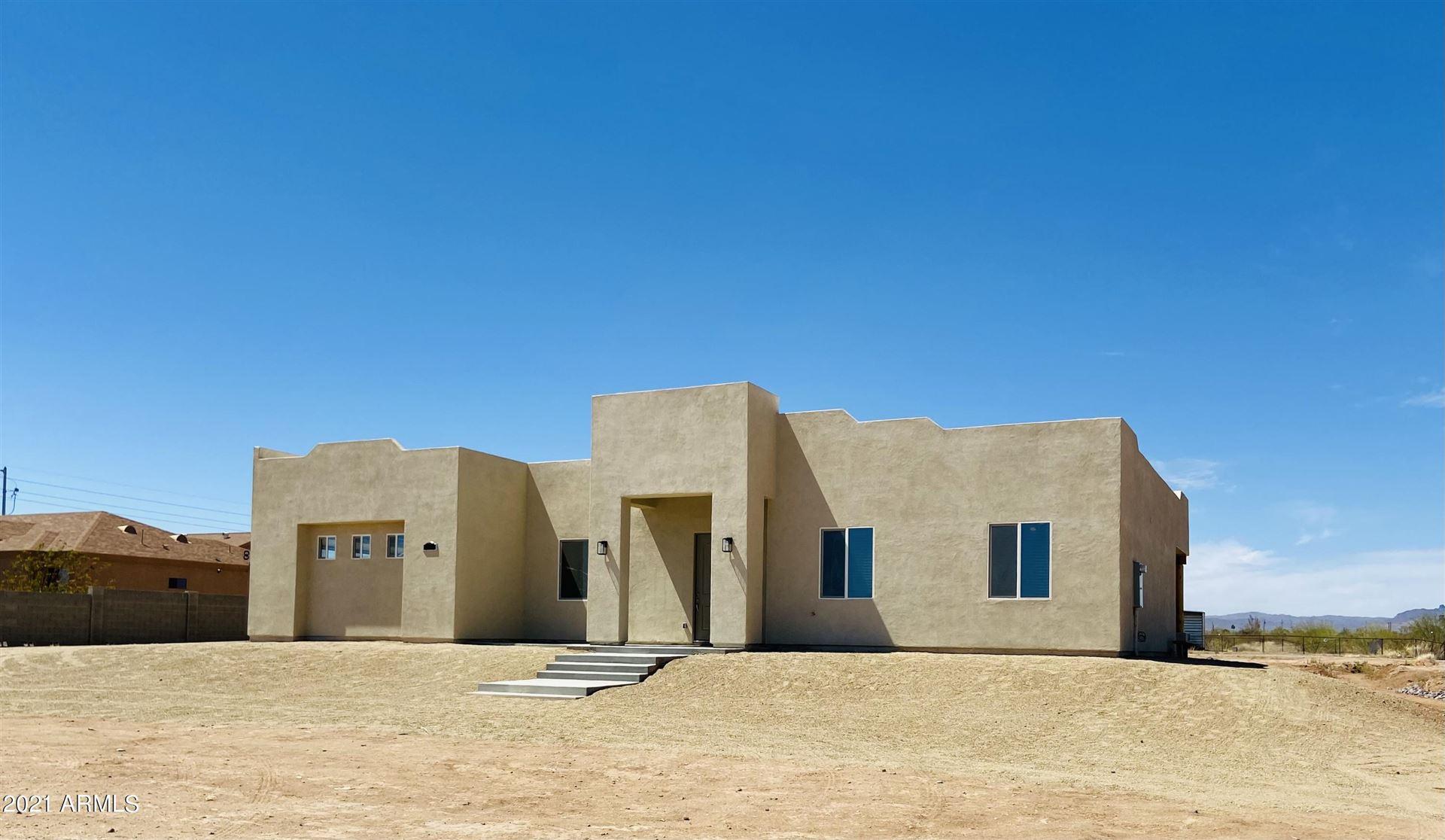 Photo of 21032 W Calle De Baca Road, Wittmann, AZ 85361 (MLS # 6246387)