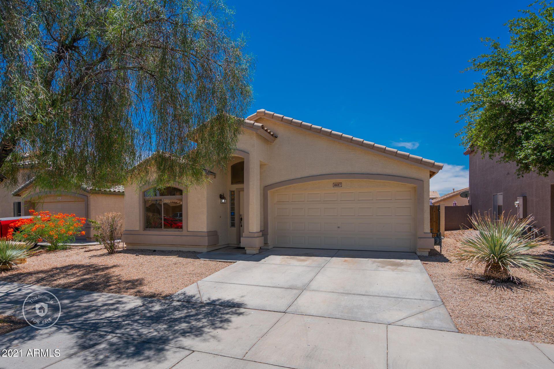 Photo of 16687 W CULVER Street, Goodyear, AZ 85338 (MLS # 6249387)