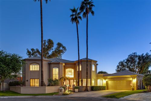 Photo of 7878 E Gainey Ranch Road #63, Scottsdale, AZ 85258 (MLS # 6165388)