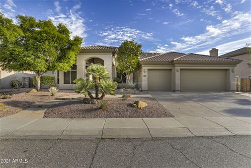 Photo of 1542 W SALTSAGE Drive, Phoenix, AZ 85045 (MLS # 6195388)