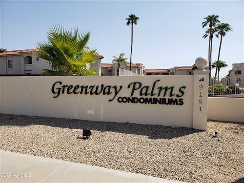 Photo of 9151 W GREENWAY Road #256, Peoria, AZ 85381 (MLS # 6199388)