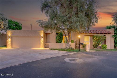 Photo of 6119 N 73RD Way, Scottsdale, AZ 85250 (MLS # 6232388)