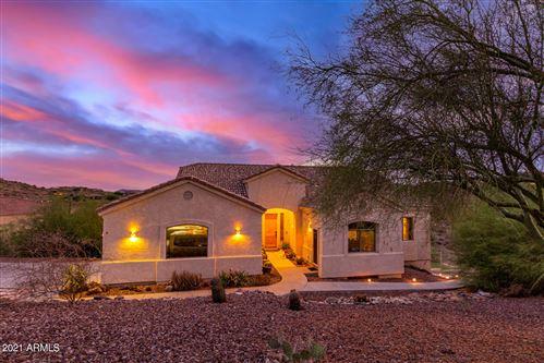Photo of 11000 N BUFFALO Drive, Fountain Hills, AZ 85268 (MLS # 6260388)