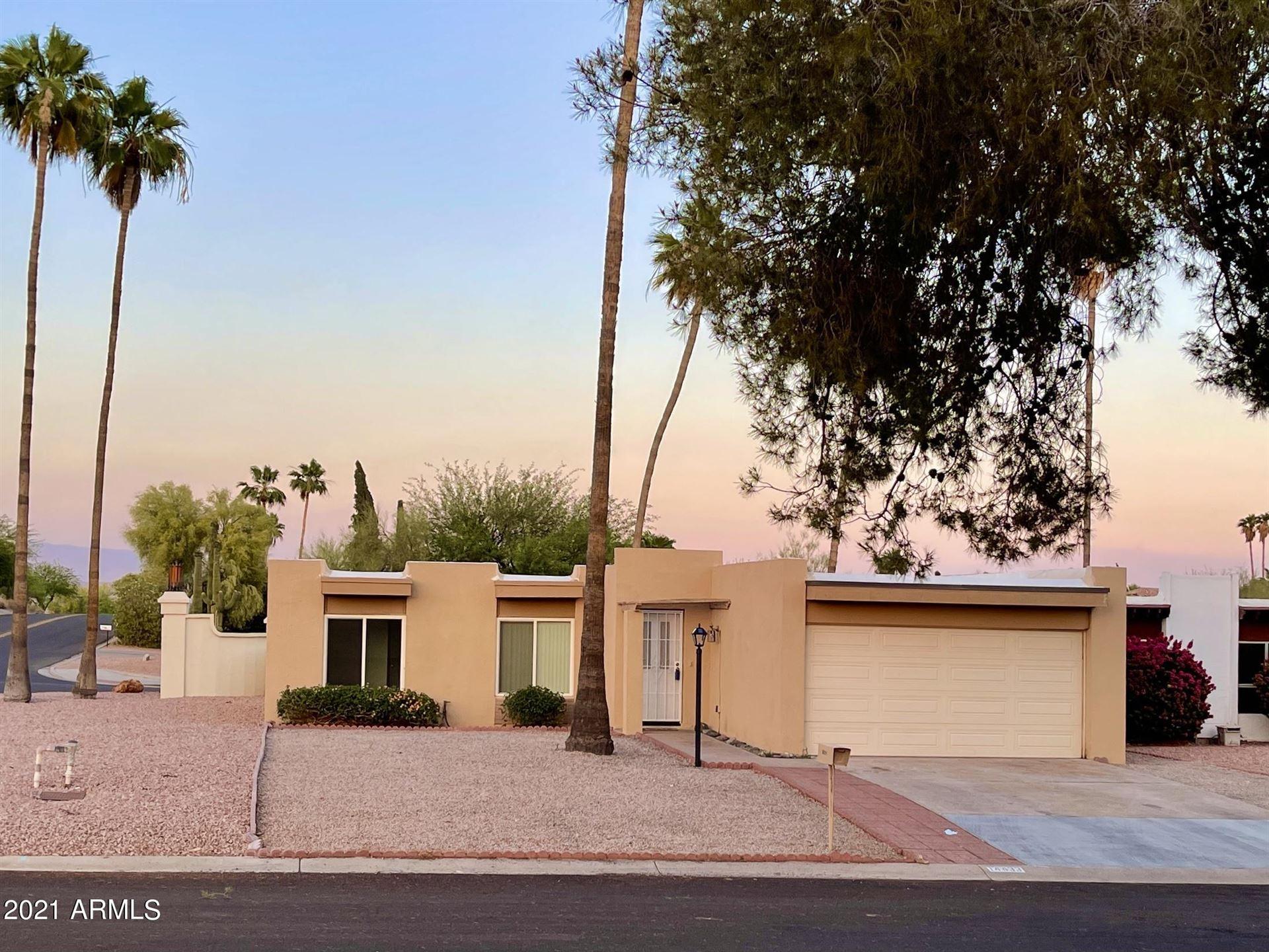 14433 N CALLE DEL ORO Drive, Fountain Hills, AZ 85268 - MLS#: 6246388