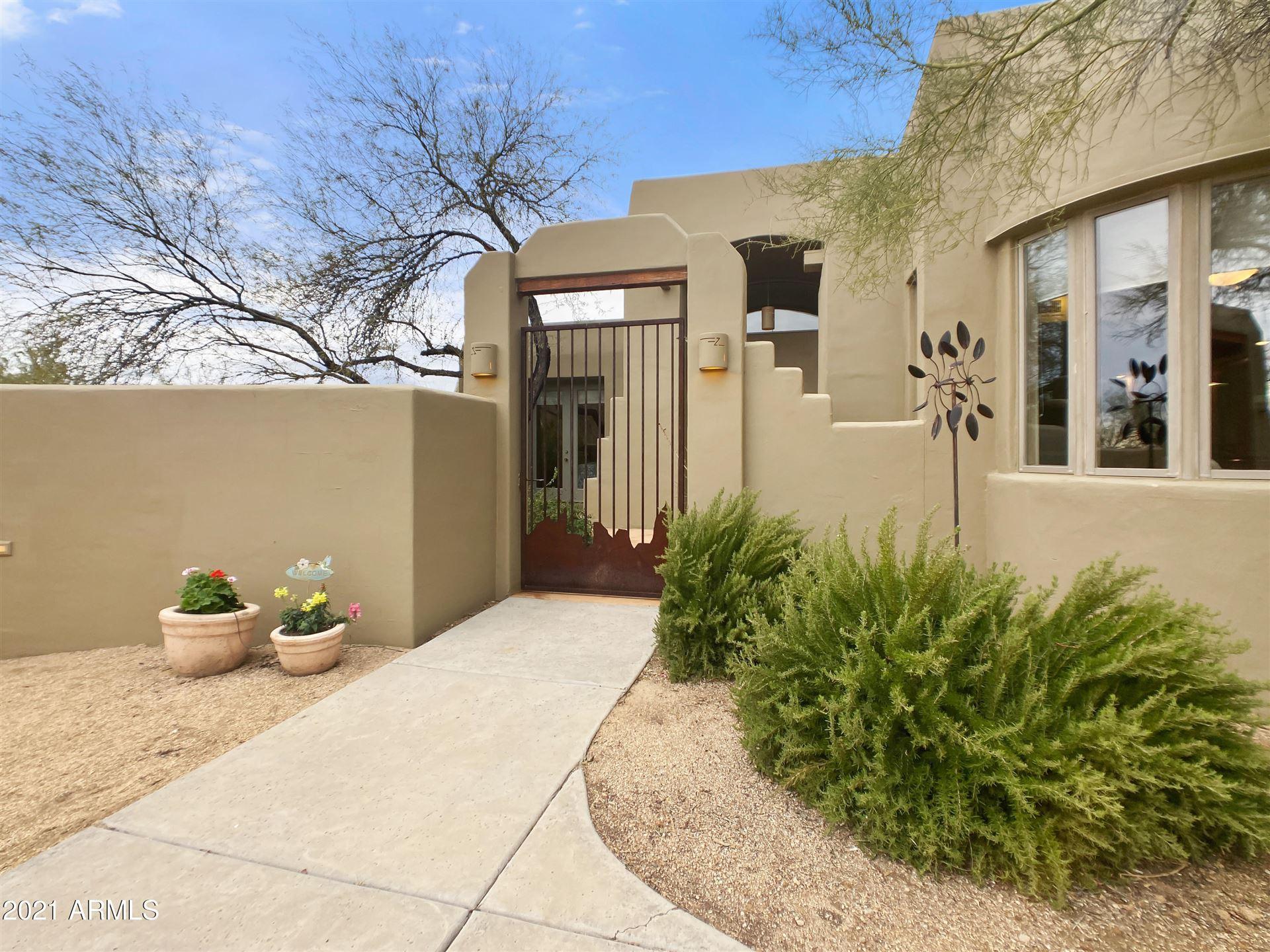 Photo of 5805 E AGAVE Place, Carefree, AZ 85377 (MLS # 6194389)
