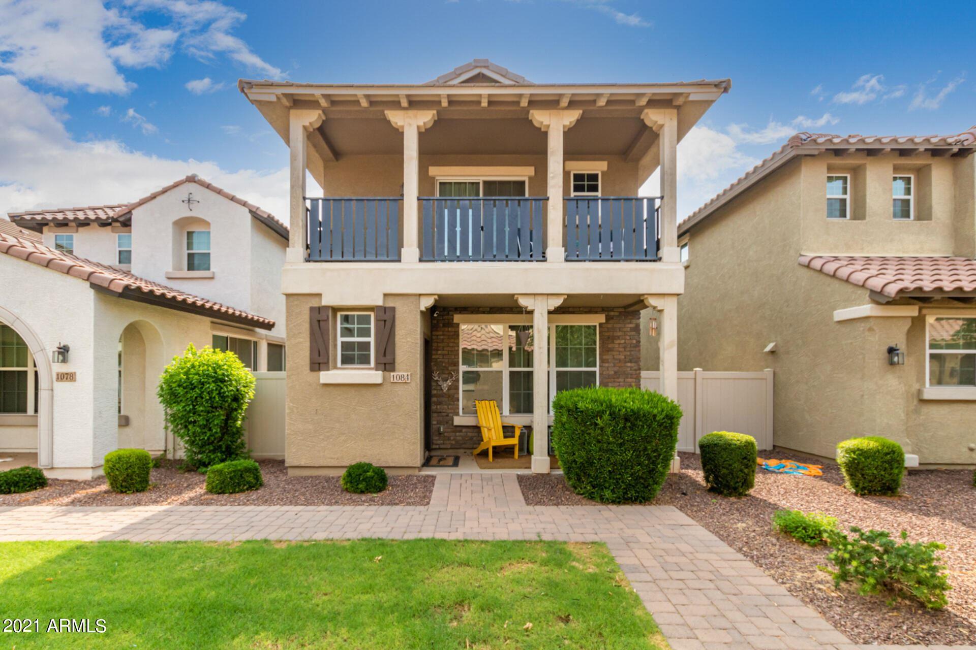 Photo of 1084 S AGNES Lane, Gilbert, AZ 85296 (MLS # 6269389)