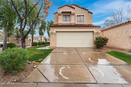 Photo of 3440 E SOUTHERN Avenue #1057, Mesa, AZ 85204 (MLS # 6186390)