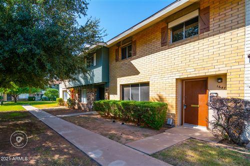 Photo of 1647 W HAZELWOOD Street, Phoenix, AZ 85015 (MLS # 6311390)