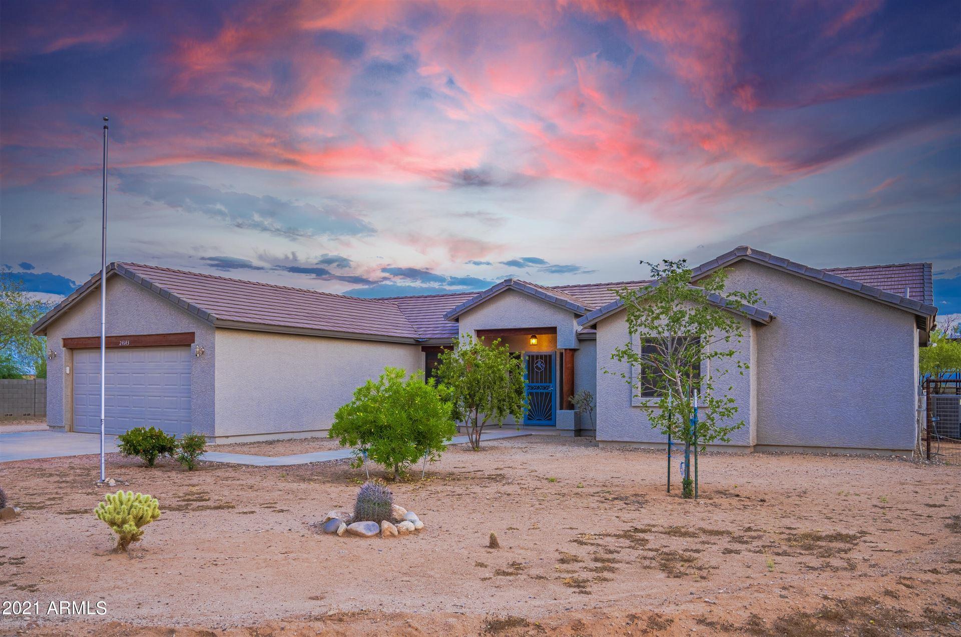 Photo of 24143 W BLUE SKY Drive, Wittmann, AZ 85361 (MLS # 6292390)