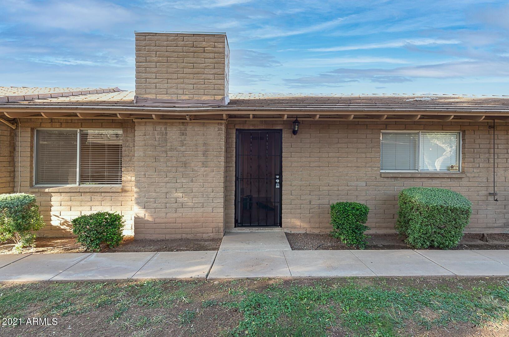 Photo of 2725 S RURAL Road #13, Tempe, AZ 85282 (MLS # 6307390)