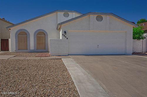 Photo of 8869 W SAINT JOHN Road, Peoria, AZ 85382 (MLS # 6094391)