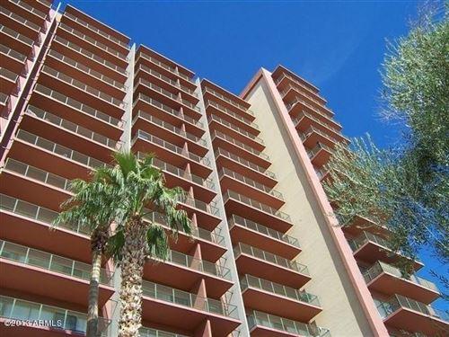 Photo of 4750 N CENTRAL Avenue #3E, Phoenix, AZ 85012 (MLS # 6101391)