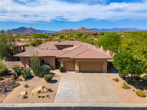 Photo of 7702 E VISAO Drive, Scottsdale, AZ 85266 (MLS # 6232391)