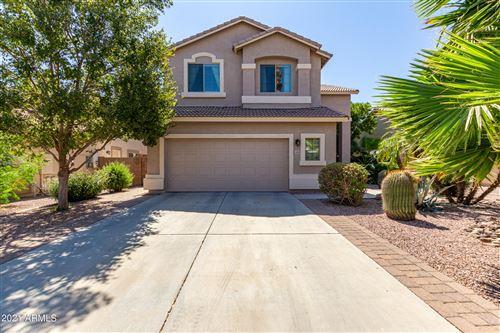Photo of 14971 W DESERT HILLS Drive, Surprise, AZ 85379 (MLS # 6298391)