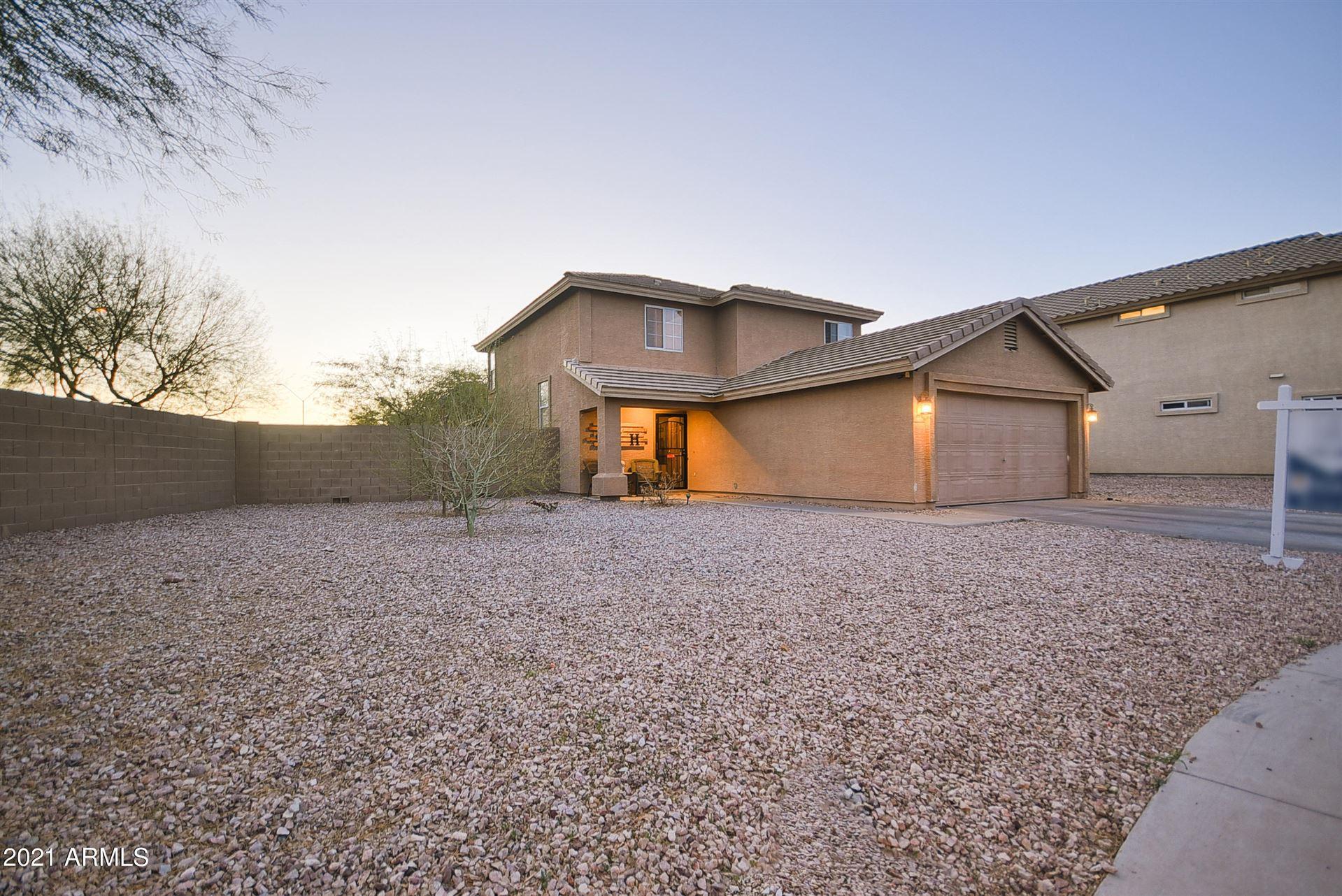 Photo of 1142 S 225TH Avenue, Buckeye, AZ 85326 (MLS # 6203391)