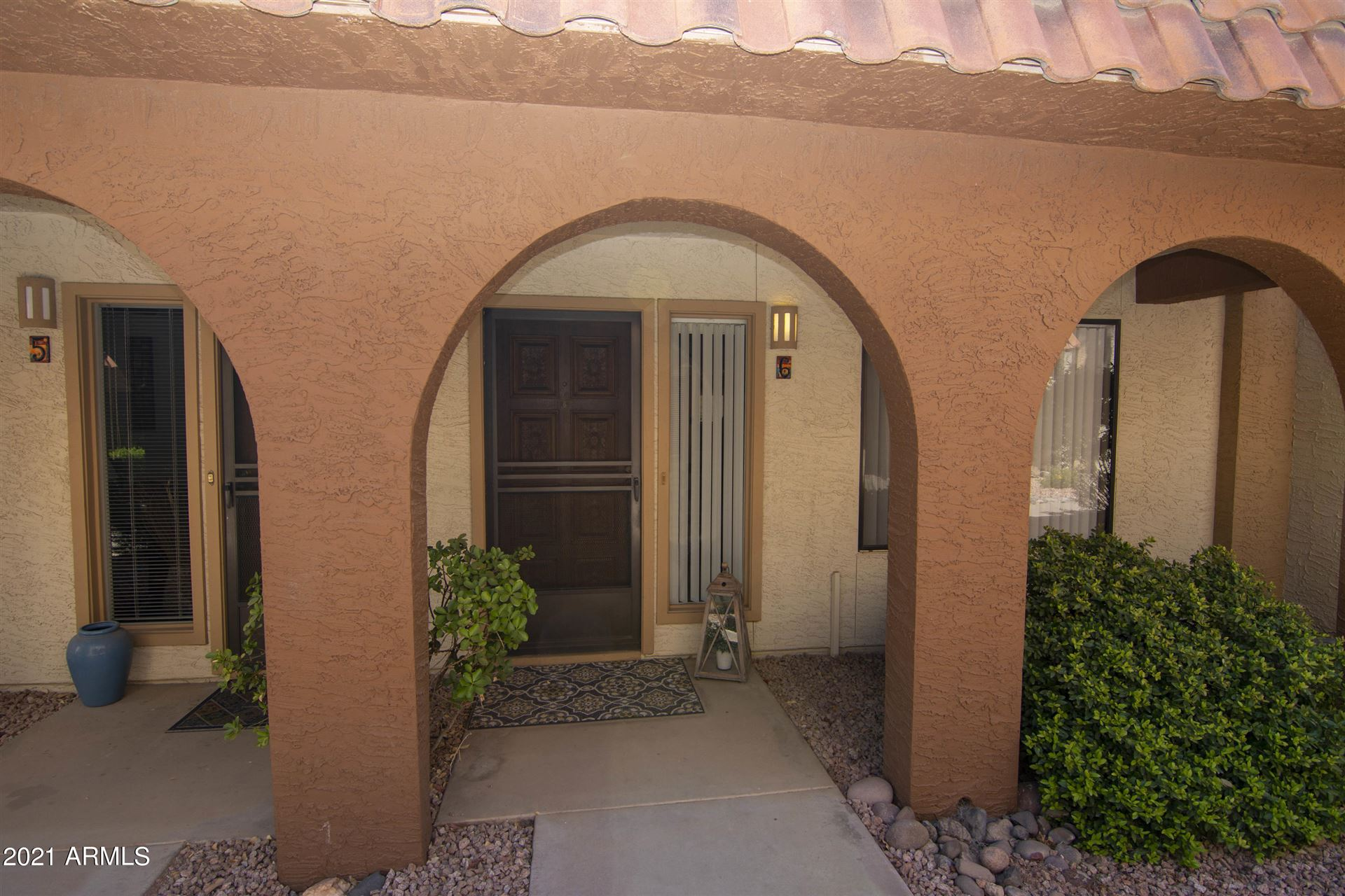 Photo of 16510 E PALISADES Boulevard E #6, Fountain Hills, AZ 85268 (MLS # 6231391)
