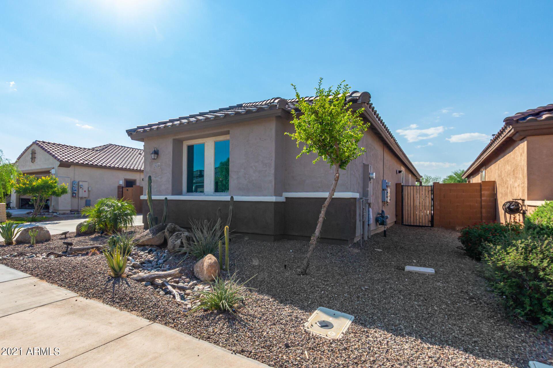 Photo of 21330 N 260TH Lane, Buckeye, AZ 85396 (MLS # 6296391)