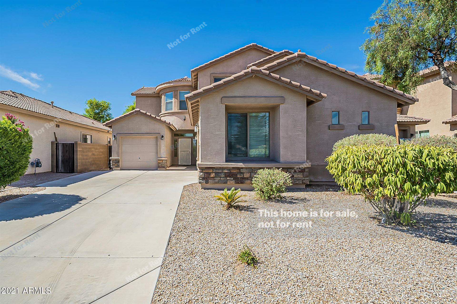 Photo of 43827 W ASKEW Drive, Maricopa, AZ 85138 (MLS # 6249392)