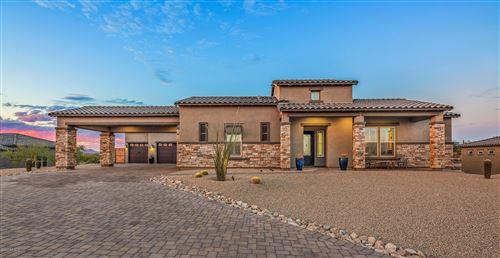 Photo of 8640 E GRANITE PASS Road, Scottsdale, AZ 85266 (MLS # 6158393)