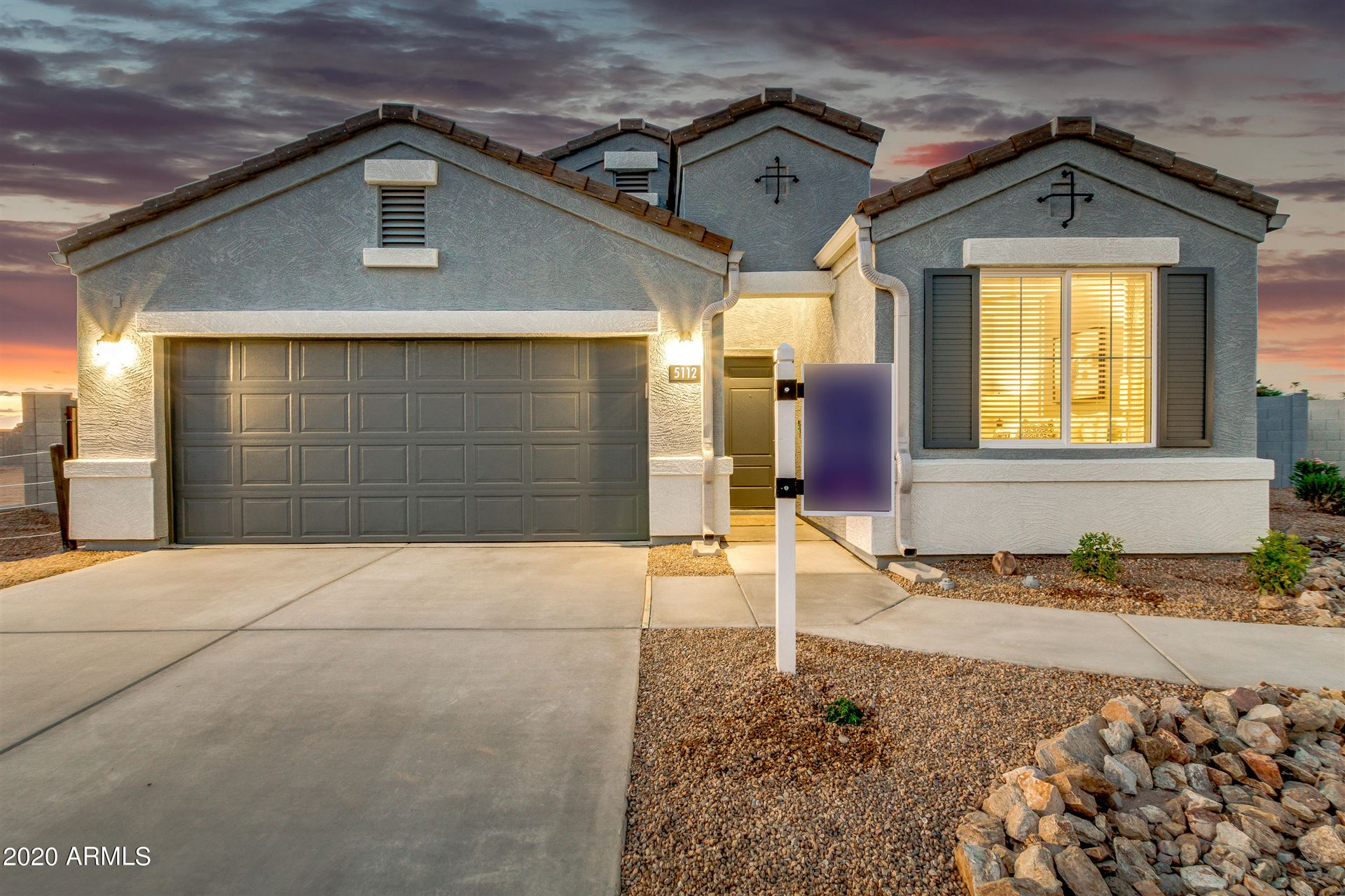 Photo of 38106 W SAN ALVAREZ Avenue, Maricopa, AZ 85138 (MLS # 6202393)