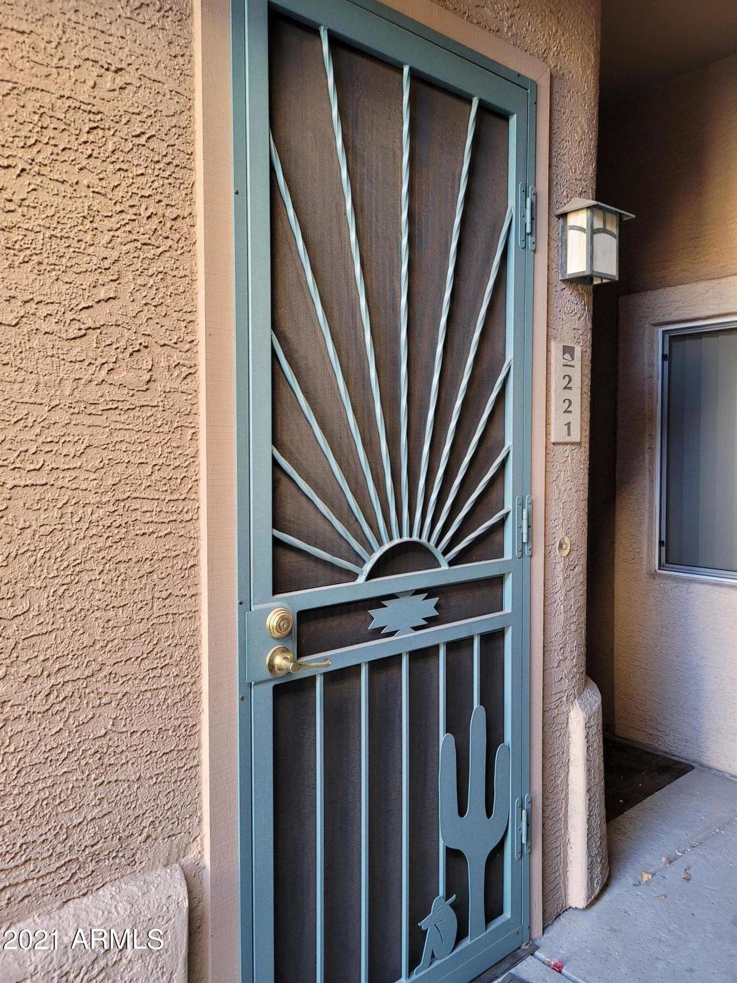 Photo of 6535 E SUPERSTITION SPRINGS Boulevard E #221, Mesa, AZ 85206 (MLS # 6203393)
