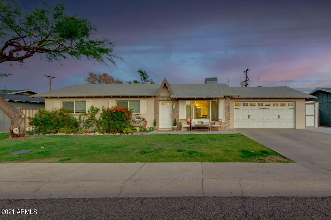 8701 E MARIPOSA Drive, Scottsdale, AZ 85251 - MLS#: 6224393