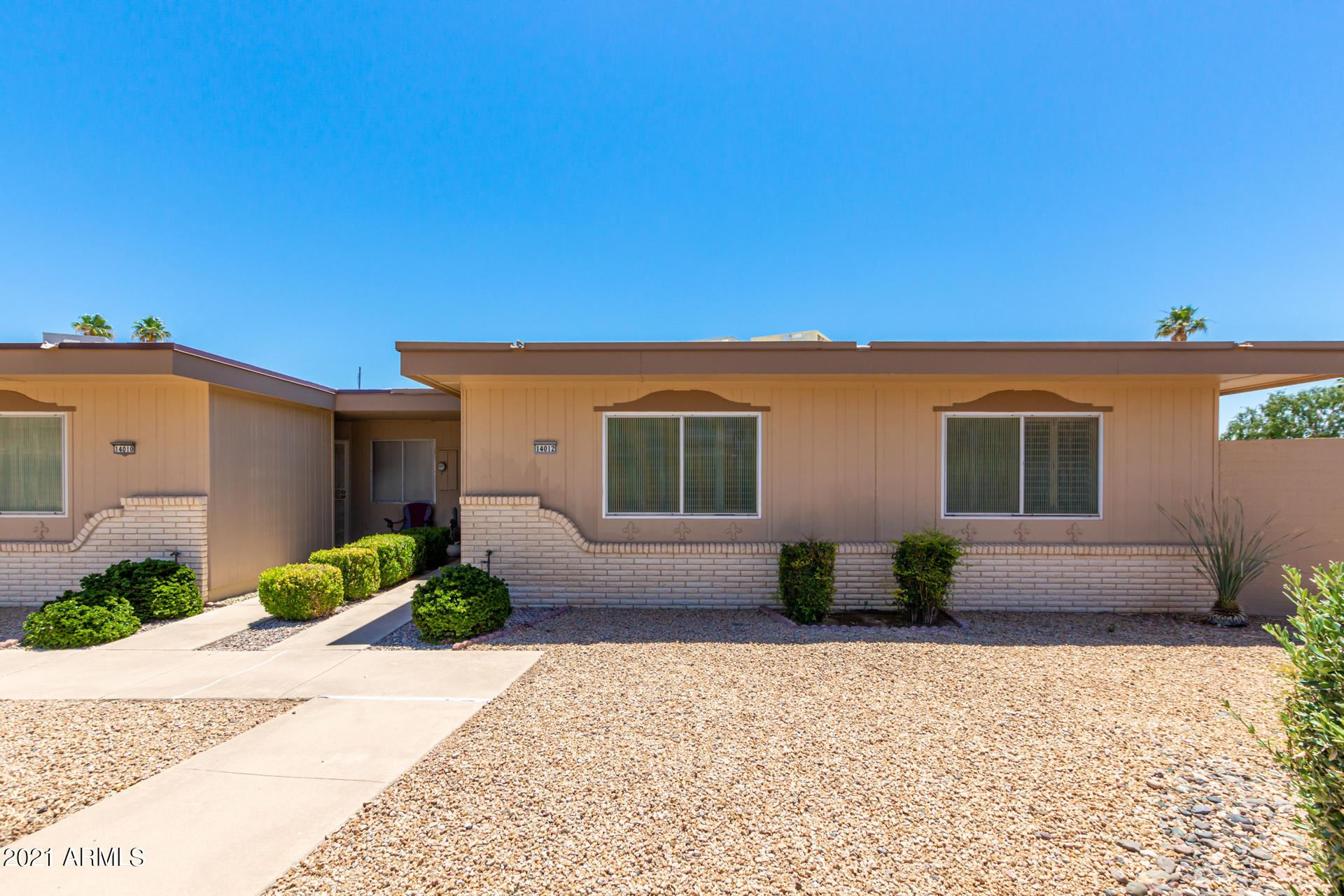 Photo of 14012 N PALM RIDGE Drive, Sun City, AZ 85351 (MLS # 6246393)