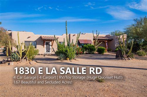 Photo of 1830 E LA SALLE Road, Phoenix, AZ 85086 (MLS # 6166394)