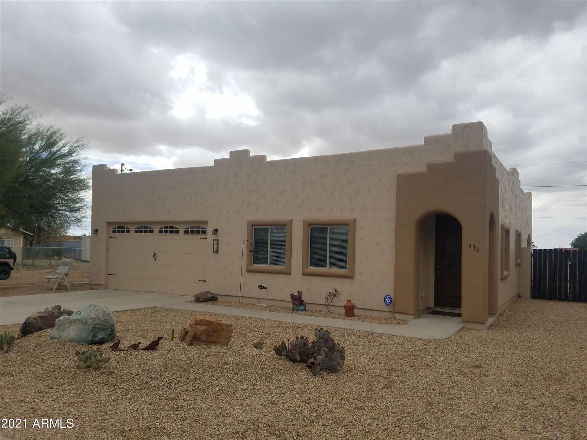 Photo of 435 Reizen Drive, Morristown, AZ 85342 (MLS # 6213394)
