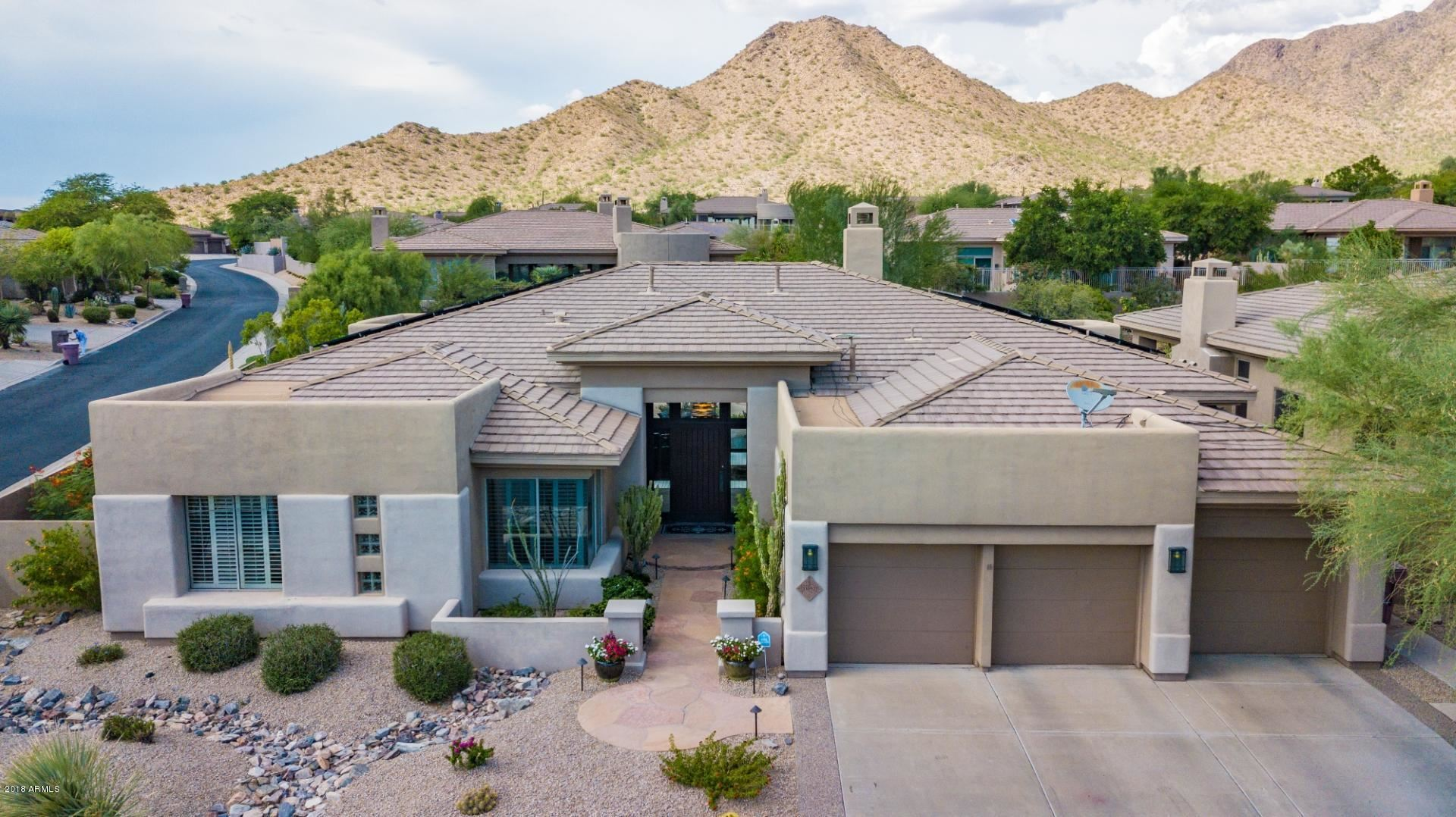 Photo of 11052 E JASMINE Drive, Scottsdale, AZ 85255 (MLS # 6227394)