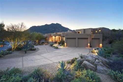 Photo of 2021 E SMOKETREE Drive, Carefree, AZ 85377 (MLS # 5901395)