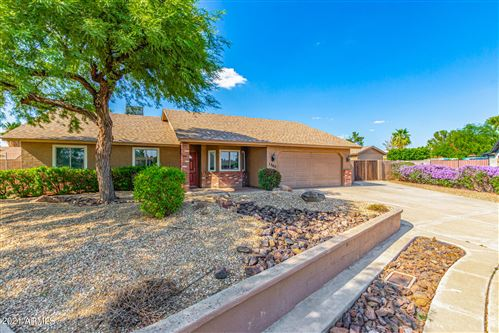 Photo of 1363 N ATHENA Circle, Mesa, AZ 85207 (MLS # 6269395)