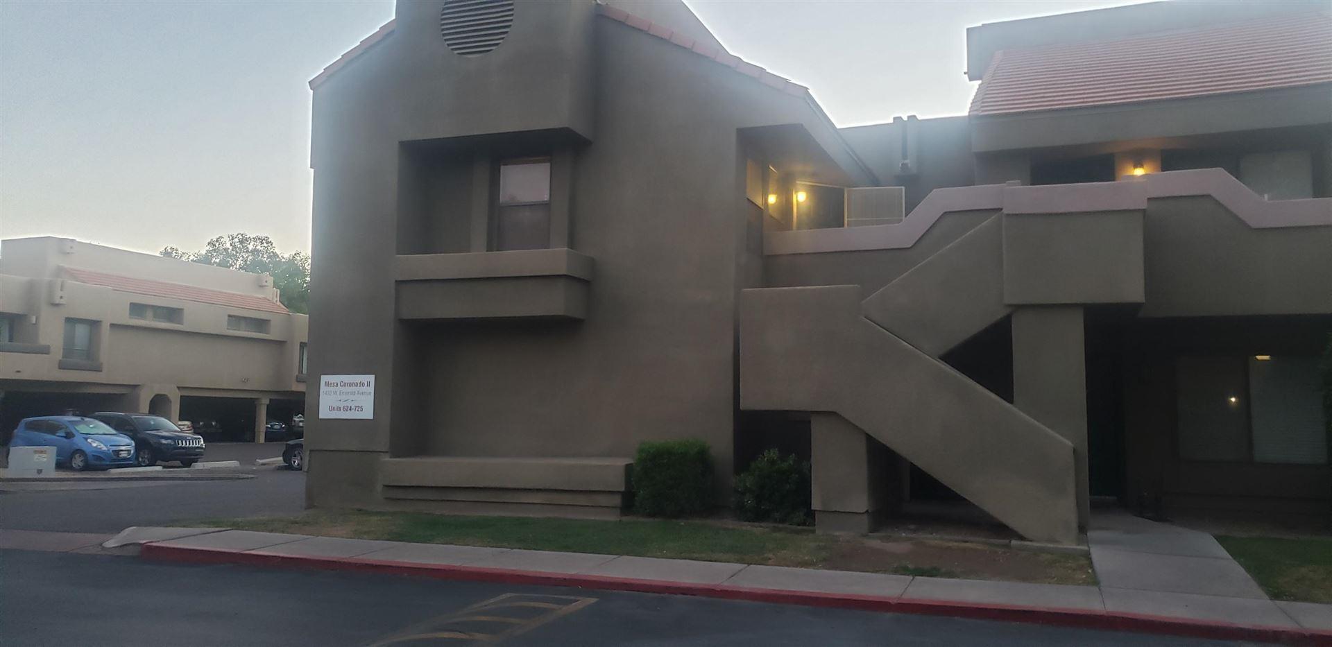 1432 W EMERALD Avenue #711, Mesa, AZ 85202 - MLS#: 6232395