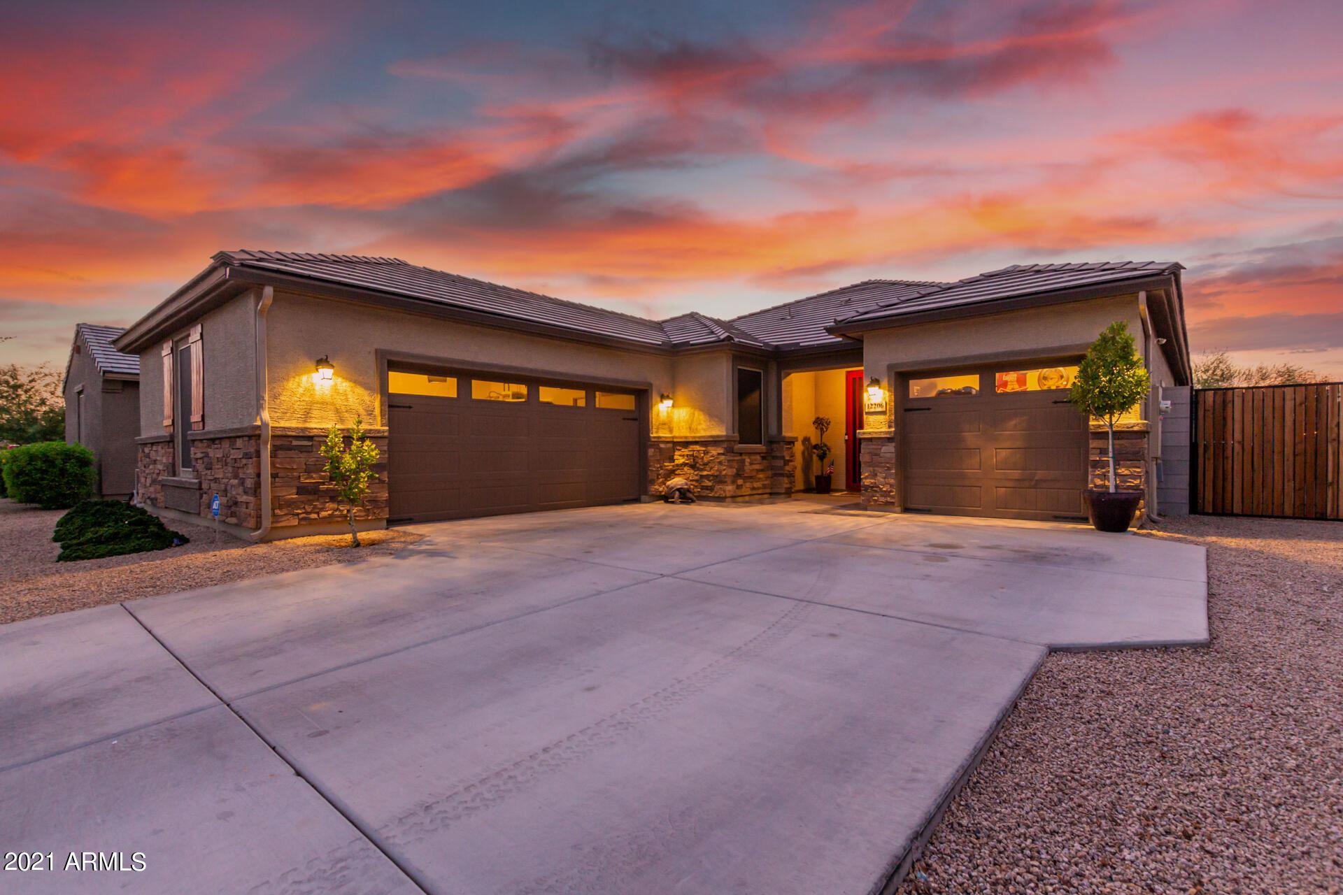 Photo of 12206 W WINSLOW Avenue, Tolleson, AZ 85353 (MLS # 6264395)