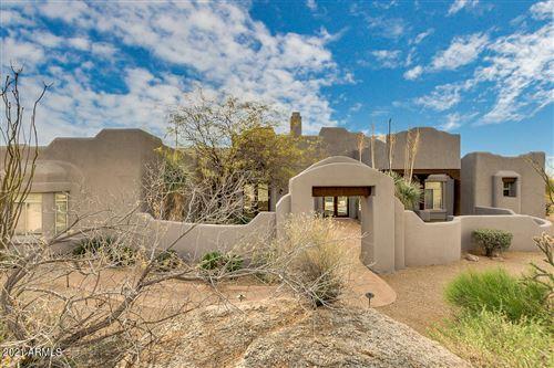 Photo of 8400 E DIXILETA Drive #116, Scottsdale, AZ 85266 (MLS # 6196396)