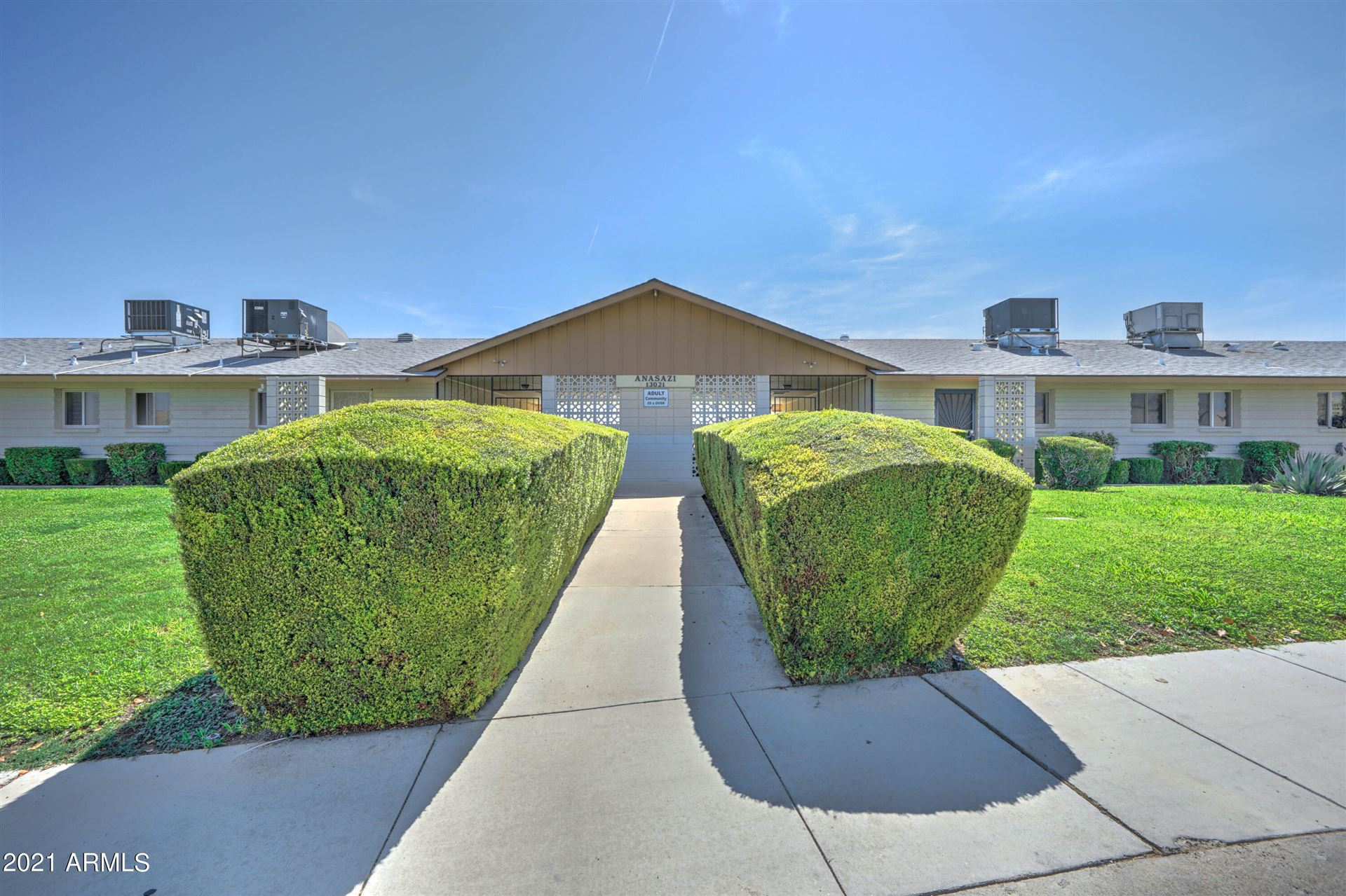 Photo of 13011 N 113TH Avenue #L, Youngtown, AZ 85363 (MLS # 6273396)