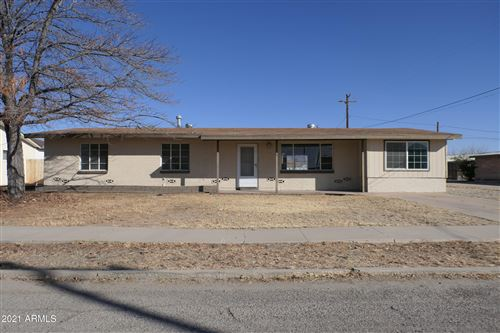 Photo of 315 S CASAS LINDAS Drive, Willcox, AZ 85643 (MLS # 6184397)