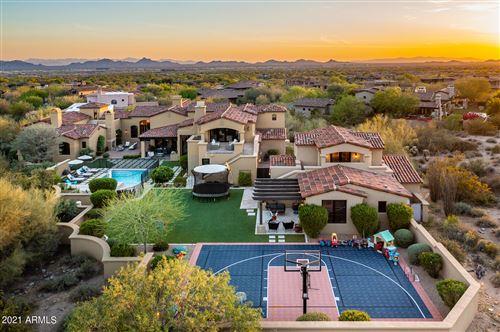 Photo of 9290 E THOMPSON PEAK Parkway #473, Scottsdale, AZ 85255 (MLS # 6243397)