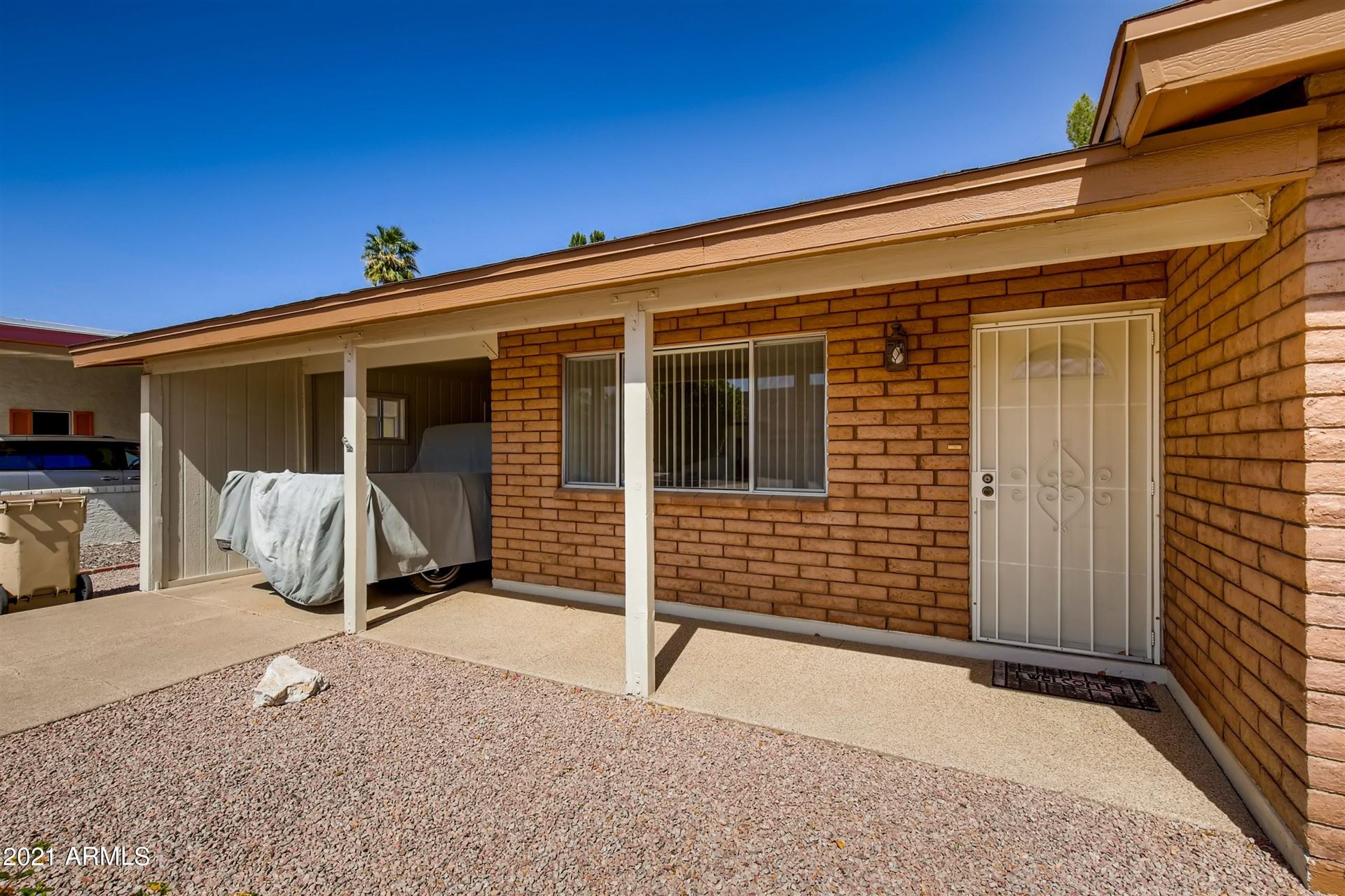 Photo of 2146 N STOCKTON Place, Mesa, AZ 85215 (MLS # 6232397)