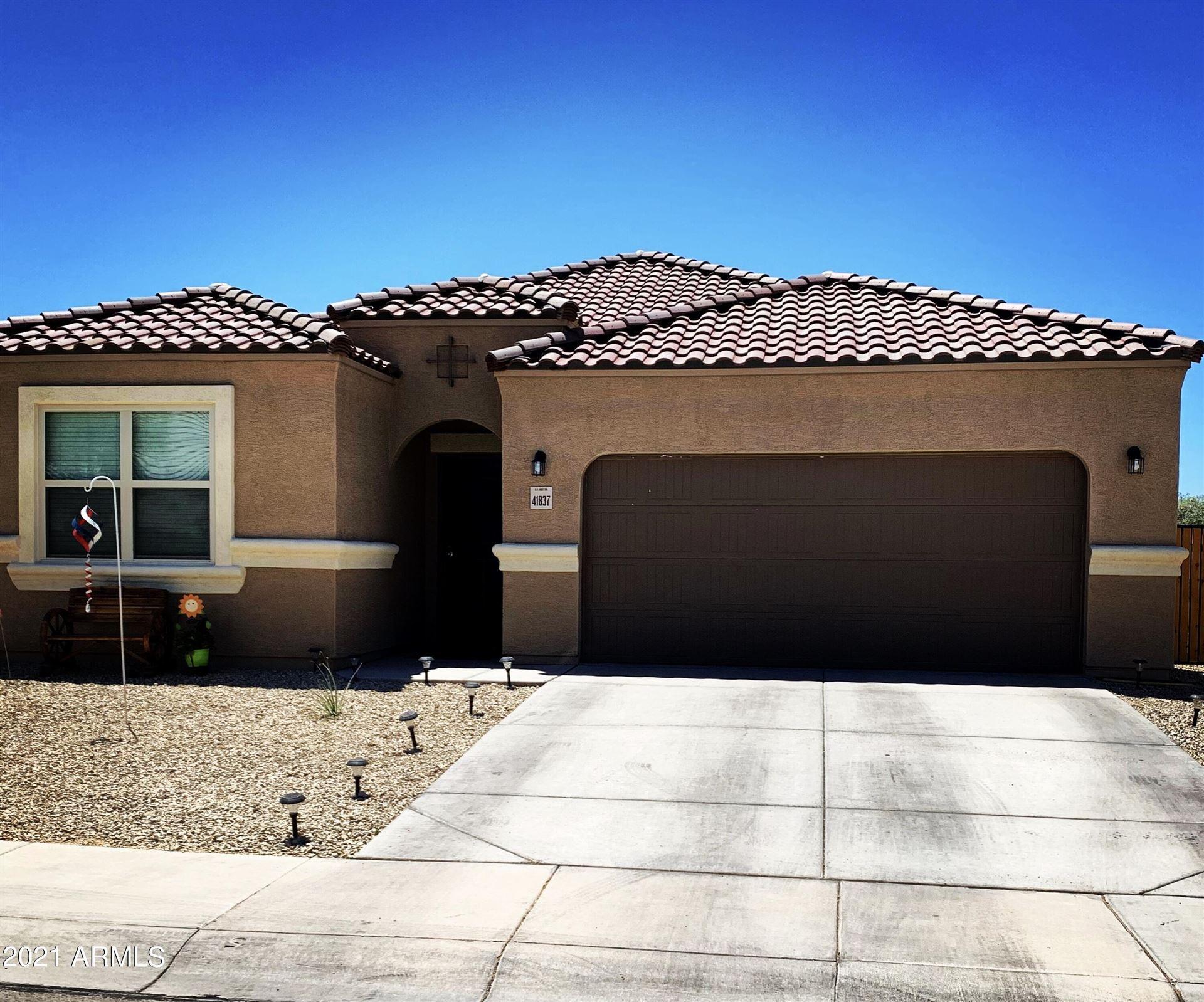 Photo for 41837 W PLATA Street, Maricopa, AZ 85138 (MLS # 6284397)