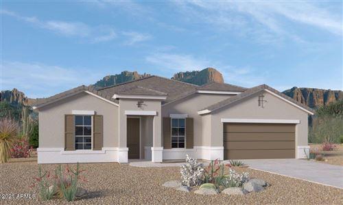 Photo of 44563 W PALO AMARILLO Road, Maricopa, AZ 85138 (MLS # 6233398)