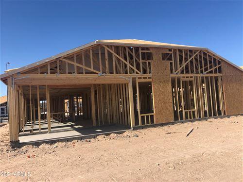 Tiny photo for 44563 W PALO AMARILLO Road, Maricopa, AZ 85138 (MLS # 6233398)